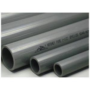 Grey PVC Pipes